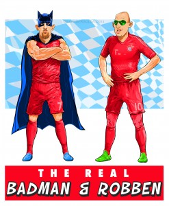 The Real Badman & Robben
