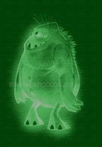 night vision creature