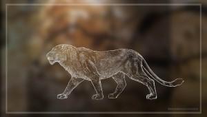 MAMMUTS - Panthera leo spelaea