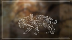 MAMMUTS - Smilodon populator