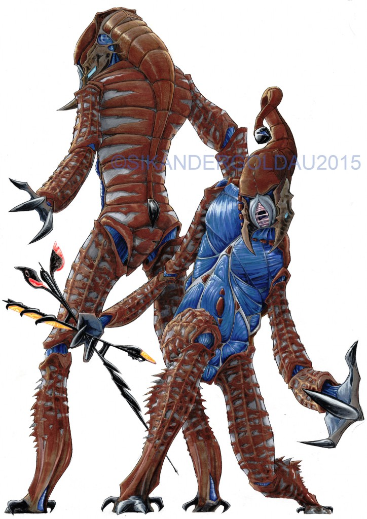 creatures skorps 01